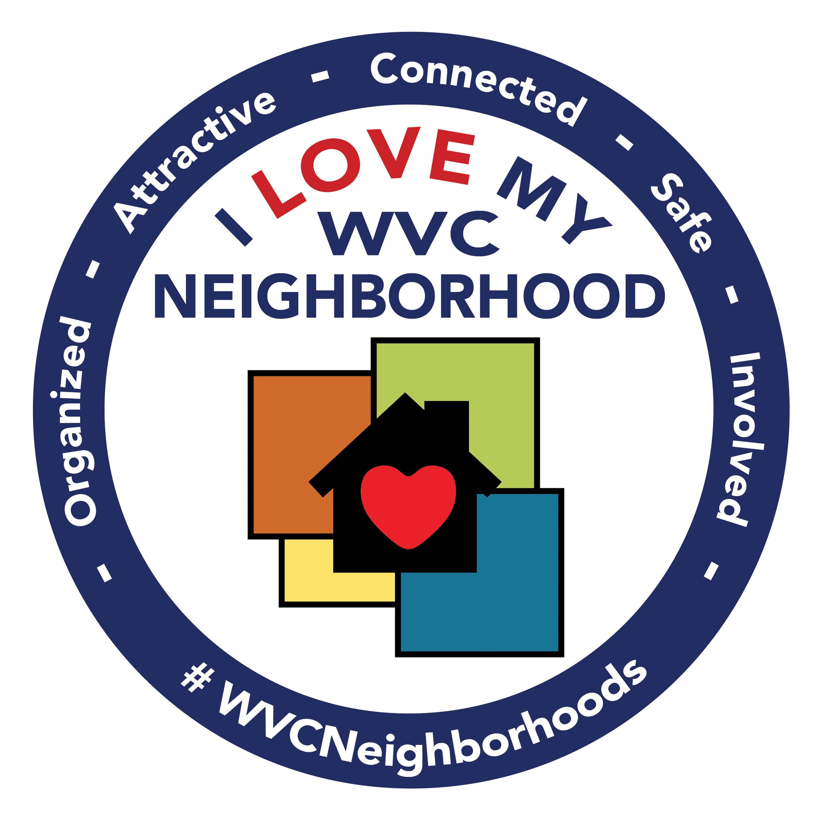 I Heart my WVC Neighborhood 2017