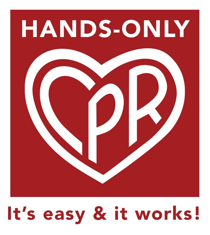 Hands Only CPR Logo