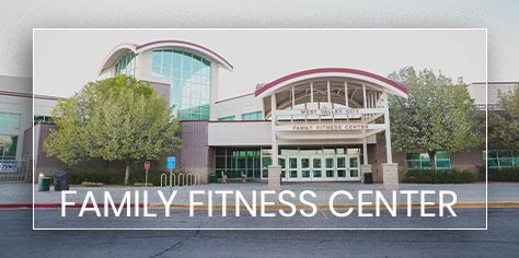 Family Fitness Center Button