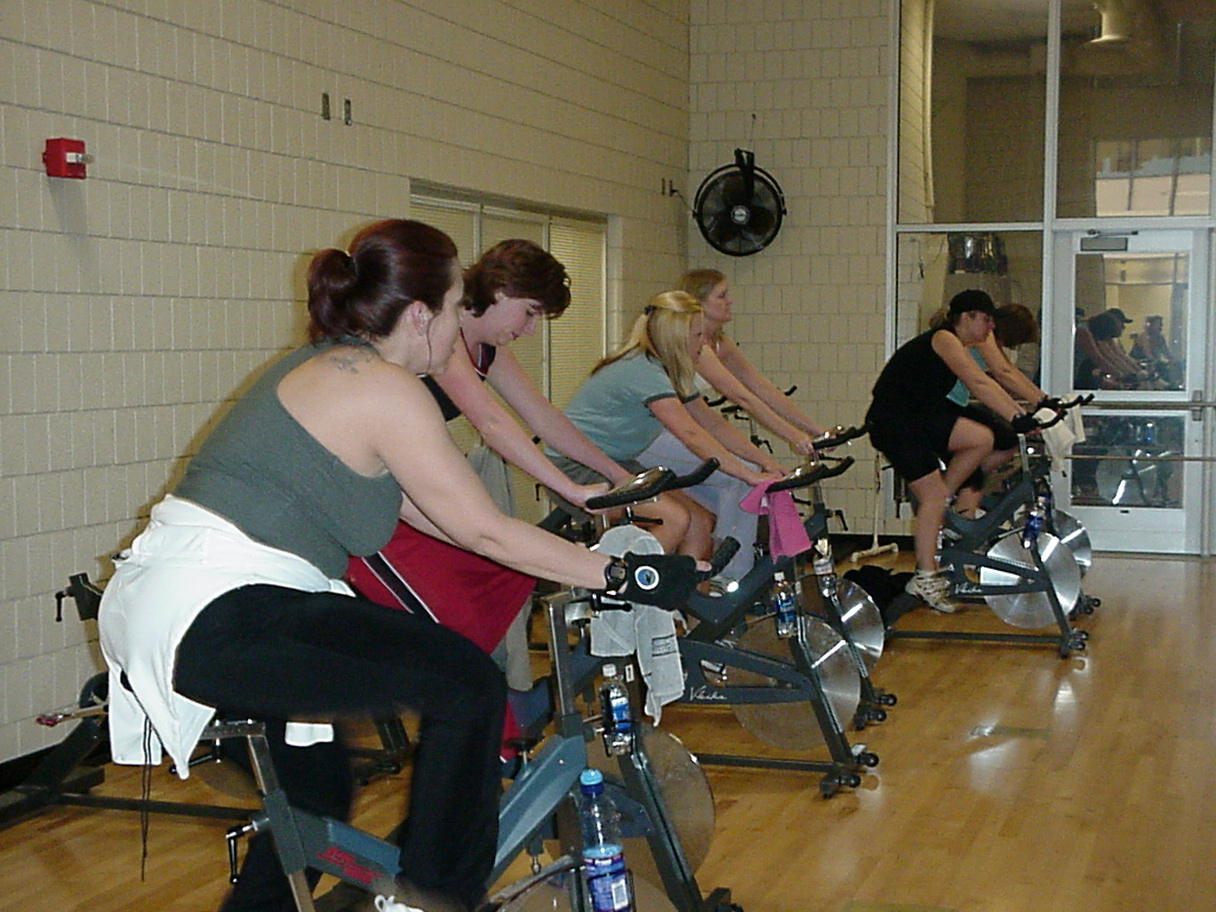Fitness and Wellness Cycling