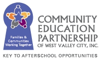 community education partnership of West Valley City, Inc. Key to Afterschool opportunities